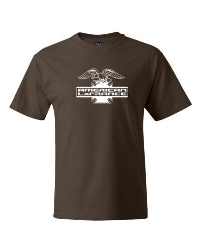 Logo Vehicle Truck T-Shirts S-5XL ALF American LaFrance