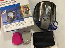 New Listing3m Ultimate Fx Full Facepiece Reusable Respirator Medium Size