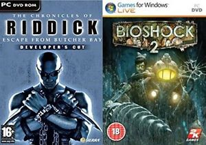 the chronicles of riddick escape from butcher bay pc full español