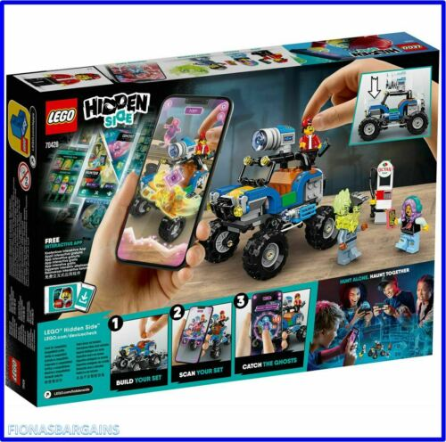 NEW SEALED Lego 70428 Jack/'s Beach Buggy Interactive AR Playset iPhone Android