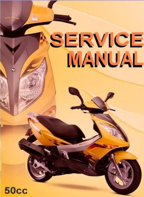 chinese scooter 50cc gy6 service repair shop manual on cd vip peace rh ebay com Chinese Motor Scooter Repair Manuals haynes chinese scooter service & repair manual 4768