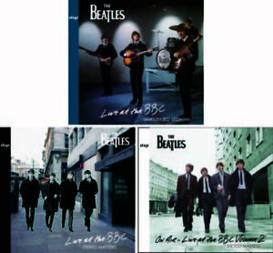 BEATLES / LIVE AT THE BBC 2019 Collctors Edition 3 Title 6CD