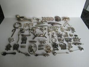 Chairman Mao Tse Tung Zedong Badges/Pins (lot of 48 pins