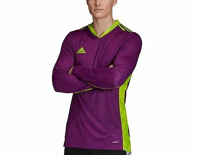 adidas Men's AdiPro 20 Long Sleeve Goalkeeper Jersey FI4194 MSRP $80   eBay