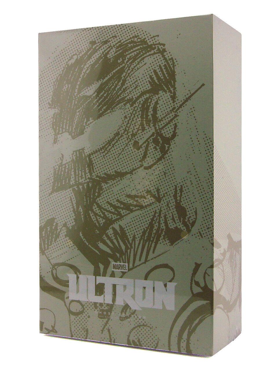 ThreeA 3A Marvel Marvel Marvel Ultron 1 6th Ghost Edition Figure Ashley Wood Avengers New e08b72