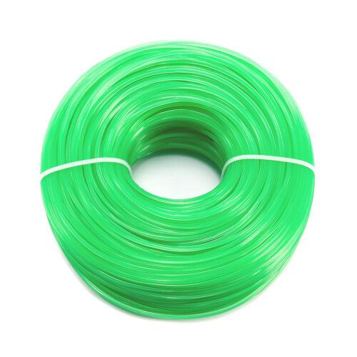 5//6 Kant 1.6//2.4//3mm Nylonfaden Trimmerfaden Trimmerschnur für STIHL Motorsense