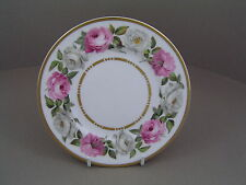 ROYAL WORCESTER ROYAL GARDEN DOT-DOT-DASH SIDE PLATE.