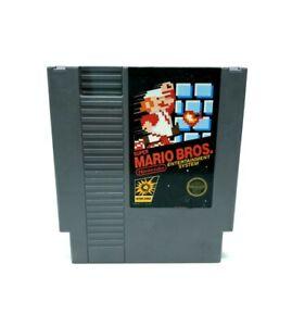 SUPER MARIO BROS. (Nintendo Entertainment System) NES Authentic Tested