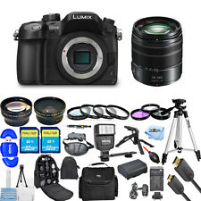 Panasonic Lumix DMC-GH4 Mirrorless Micro 4/3 + Lumix G Vario 14-140mm MEGA KIT!!