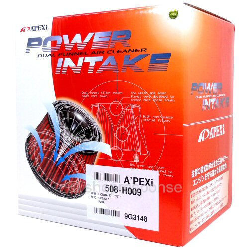 APEXi Power Intake Air Filter Fits 98-02 Honda Accord 4 Cylinder 508-H009