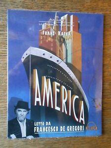 America (F. Kafka) letto da F. De Gregori Audiolibri di Rep. 19 BN/7