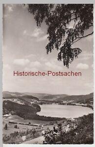 Nach 1945 üBerlegene Leistung Foto Ak Titisee Im Schwarzwald 111969 Hell