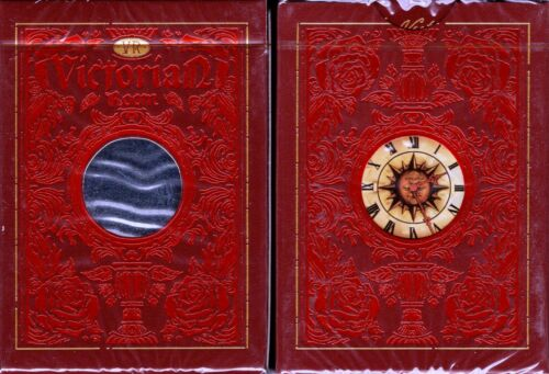 Victorian Room Deck Playing Cards Poker Size Custom Limited Edition New Sealed