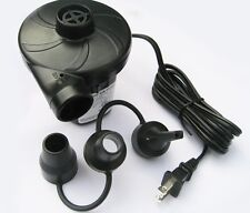 Portable AC Electric Air Pump Inflator Inflatable Toys Boat Bed Mattress raft