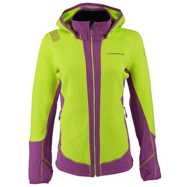 La Sportiva Women Discovery Jacket (M) Sulphur Purple