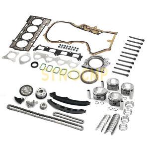 Engine-Overhaul-Rebuild-Kit-For-VW-AUDI-1-4-TSI-CAV-CTH-19mm-Pistons-Cylinder