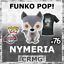 thumbnail 1 - FUNKO POP VINYL NYMERIA #76 GAME OF THRONES GoT DIREWOLF PLUS T-SHIRT OPTION