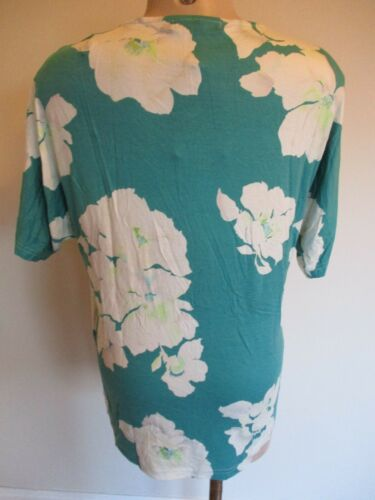 Details about  /BEARSLAND GREEN FLORAL MATERNITY /& NURSING T-SHIRT TUNIC TOP SIZE M//L 12-14 NEW