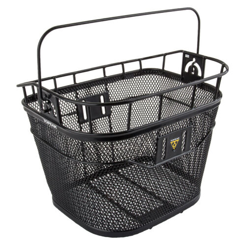 Topeak 3e Handlebar Basket Basket Hbar W//fixer 3e 13x10x10 E-bike Compatible