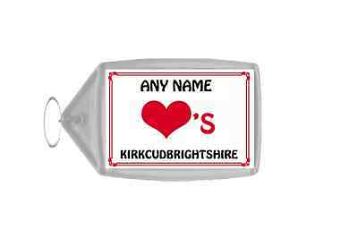 "Amore Cuore Kirkcudbrightshire Portachiavi Personalizzato-hire Personalised Keyring"" Data-mtsrclang=""it-it"" Href=""#"" Onclick=""return False;"">mostra Il Titolo Originale"