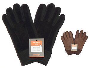 Wildlederhandschuhe Handschuhe Damen Herren Winterhandschuhe Lederhandschuhe NEU