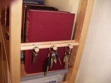 Multifunktions-/ Schlüsselbord  für Regale IVAR von IKEA 30 cm