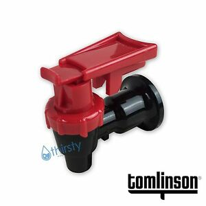 Hamilton Beach Sunbeam Water Cooler Valve Red Child Safety