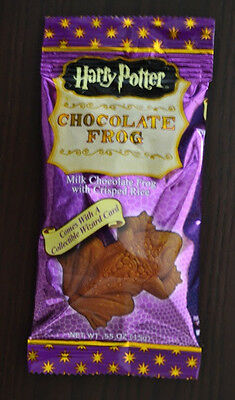 American Harry Potter Chocolate Frog & Card by Jelly Belly from Candy Junction