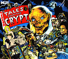 Data East Tales From The Crypt Pinball Cabinet Light Mod BLUE