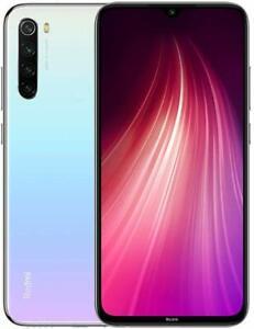 Smartphone-Xiaomi-Redmi-Note-8-Smartphone-4GB-64GB-Versione-Global-White-Bianco