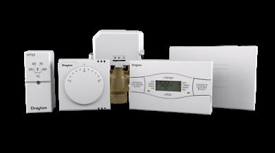 Drayton biflo 86 Calefacción Central control Pack