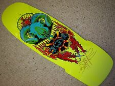 Vintage Bulldog Skates BDS Rare Limited   Skateboard Deck  Dogtown