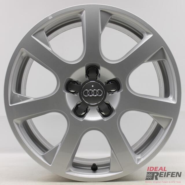 Original Audi Q5 8R 17 Zoll Alliage 8R0601025E 7x17 ET37 Jante comme Neuf