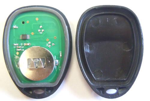 keyless entry remote 2005 fits Chevy Malibu starter key fob control car start