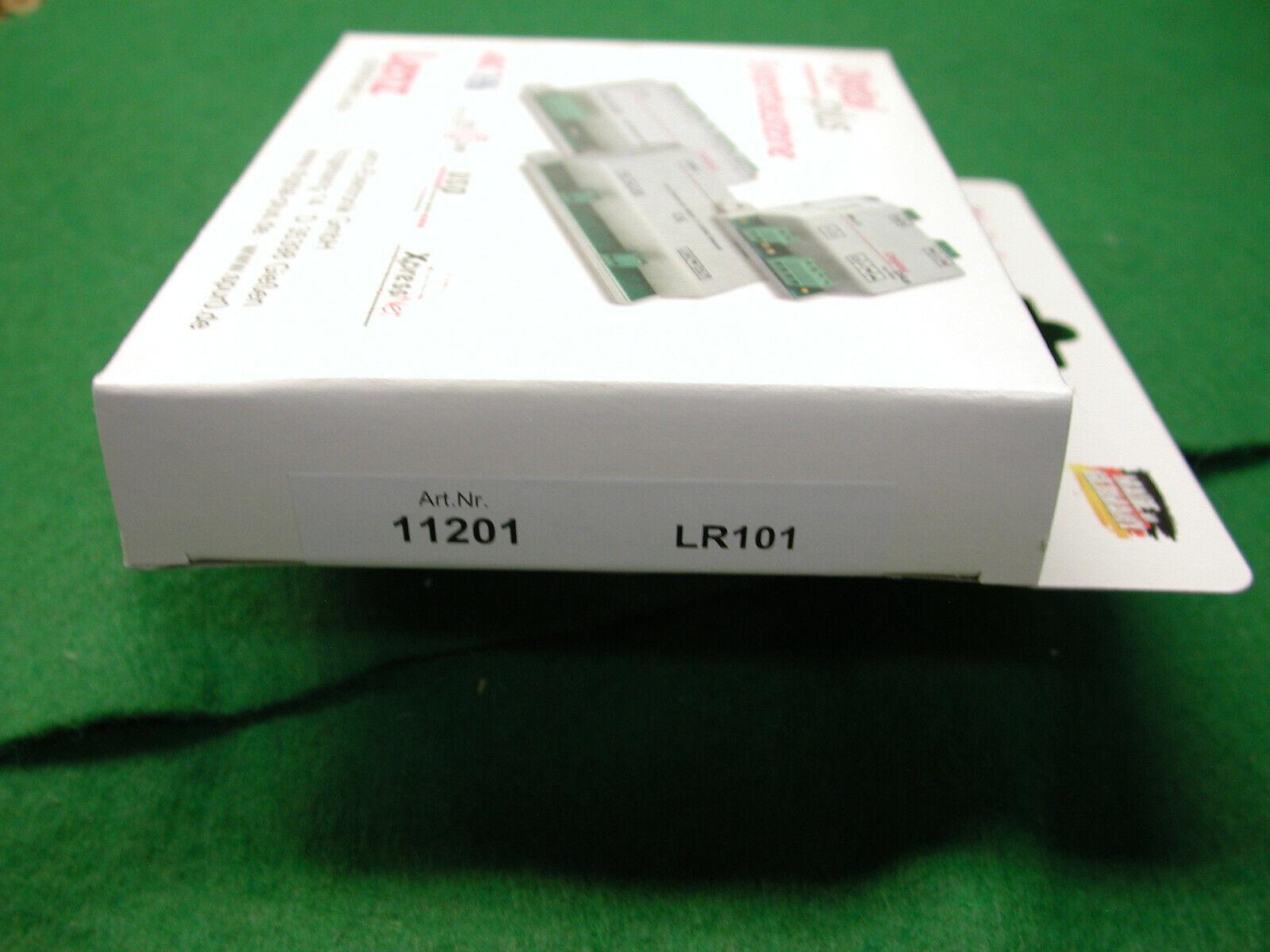 Lenz DCC Elektronik GmbH LR101 Módulo Codificador de retroalimentación Totalmente Nuevo En Caja