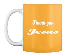 Thank-You-Jesus-Religious-Bible-T-Gift-Coffee-Mug