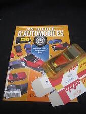 AC863 SOLIDO HACHETTE MERCEDES 540 K 1938 1/43 UN SCIECLE D'AUTOMOBILES