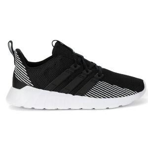 Adidas Men's Questar Flow Core Black/Cloud White Running Shoes EE8202 NEW