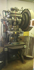 Walsh Press Amp Die Company Model 38 14 X 2650 Table C Frame Stamping Press