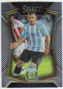 2015-16-Panini-Select-Soccer-62-Sergio-Aguero-Argentina