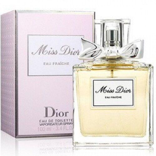 Christian Dior Miss Dior Eau Fraiche 3.4 oz 100ml EDT Spray For Women