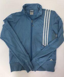 New York 9067b 1398c Dettagli su Adidas Felpa tuta Jacket Vintage anni 90 Donna Taglia M (calza  S)