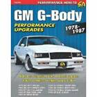 GM G-Body Performance Projects by Joe Hinds (Paperback, 2013)
