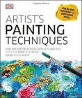 Artist's Painting Techniques von DK (2016, Gebundene Ausgabe)