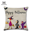 Halloween-Pumpkin-Cushion-Cover-Square-Pillow-Case-Thanksgiving-Day-Decor-U-pick miniature 29