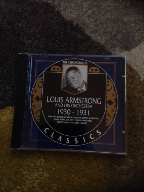 Louis Armstrong - 1930-1931 (1990) CD