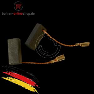 1609200634 2x Kohlebürsten Kohlestifte Kohlen für Bosch 5x8x17mm