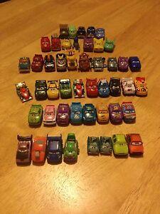 Disney-Pixar-Cars-Micro-Drifters-NEW-STOCK-Mater-FRANCESCO-Lewis-DJ-Finn-SnotRod