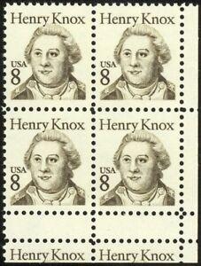 1851-8c-Knox-Gutter-Snipe-WOW-Stunning-Mint-NH-Blk