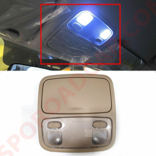Overhead Console Room Lamp Light Beige Parts For Kia 2007-2012 Rondo Carens